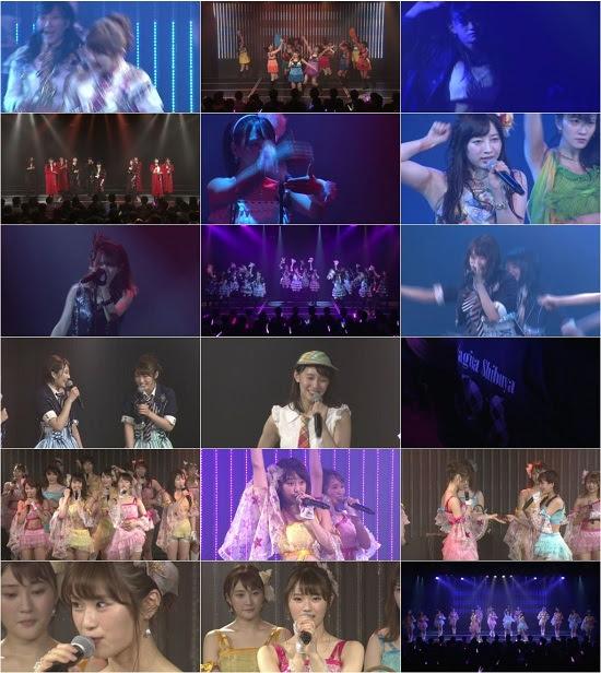 (LIVE)(720p) NMB48 チームM「アイドルの夜明け」公演 渋谷凪咲 生誕祭 Live 720p 170825