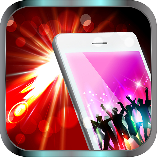 Download Night Club Strobe Light Flash For Pc