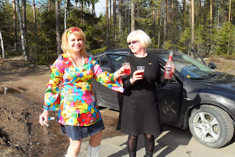Photo: Nostalgiaravit Kouvolassa 21.4.2012