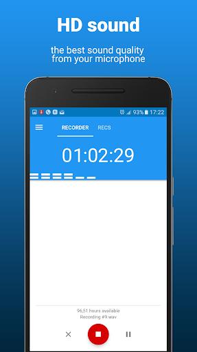 AudioRec Pro – Voice Recorder v5.2.0.2