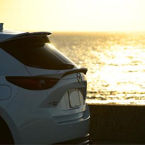 CX-5 KF2P XD Exclusive Mode/4WD/6EC-ATのカスタム事例画像 TSUCCIさんの2020年08月11日18:49の投稿