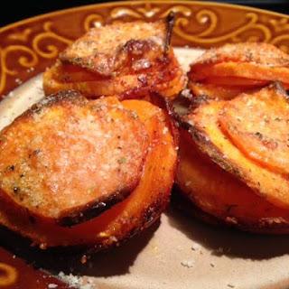 Italian Sweet Potato Stacks