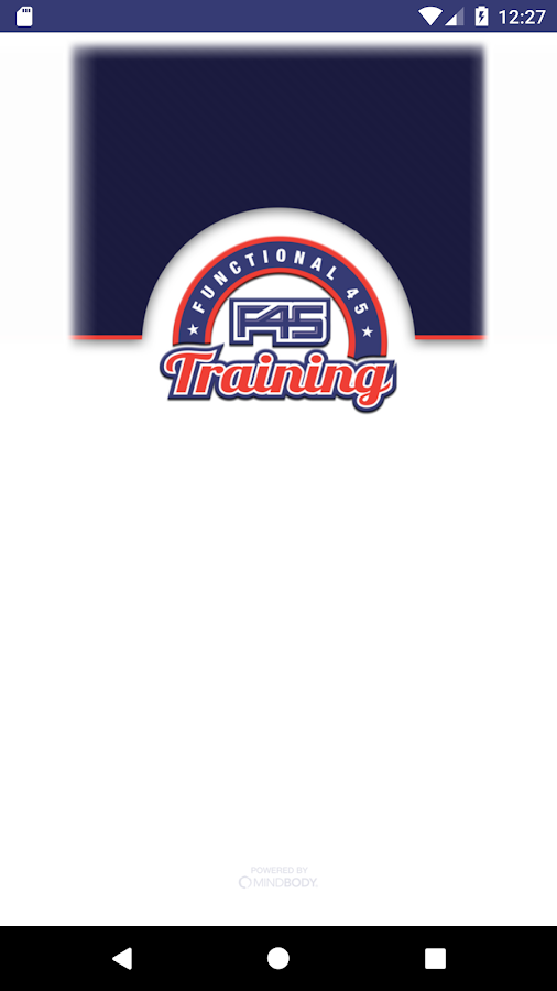 F45 Training- screenshot