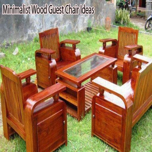 Minimalist Wood Guest Chair Ideas 2.0 screenshots 1