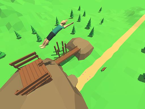 Flip Trickster - Parkour Simulator  screenshots 6