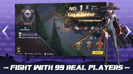 Survival Heroes - MOBA Battle Royale 1.3.0 screenshot 2094335