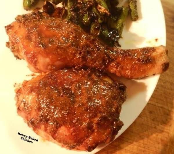 Honey-baked Chicken