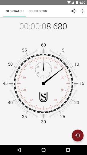 Ultimate Stopwatch & Timer screenshot 1