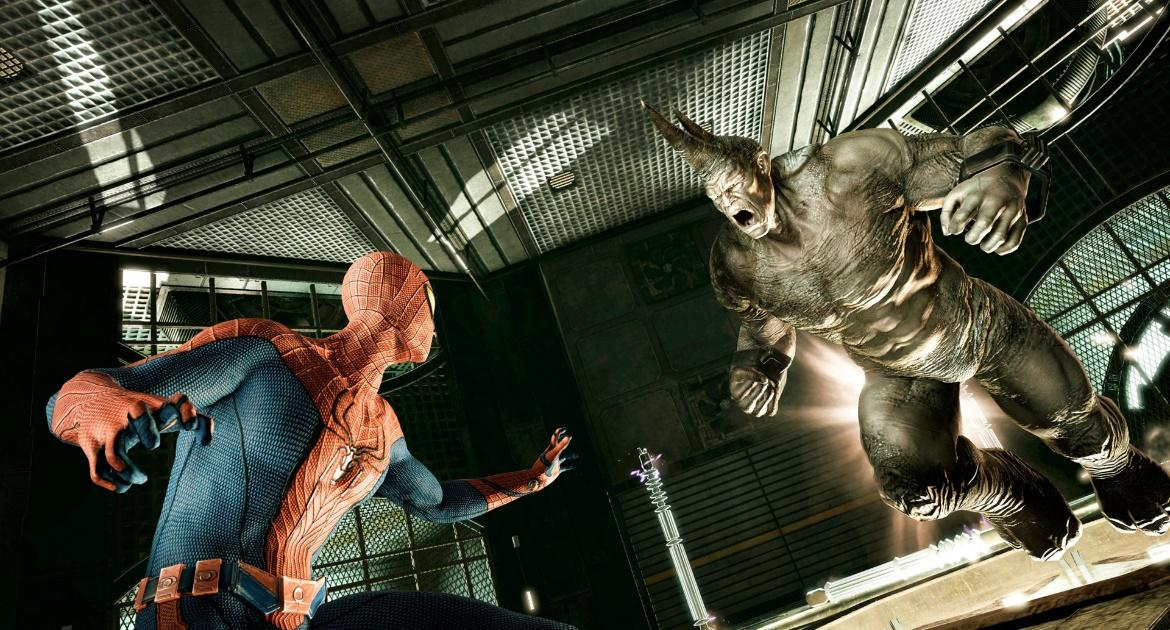 Image result for the amazing spiderman gameplay