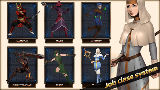 Chrono Clash  screenshots 21