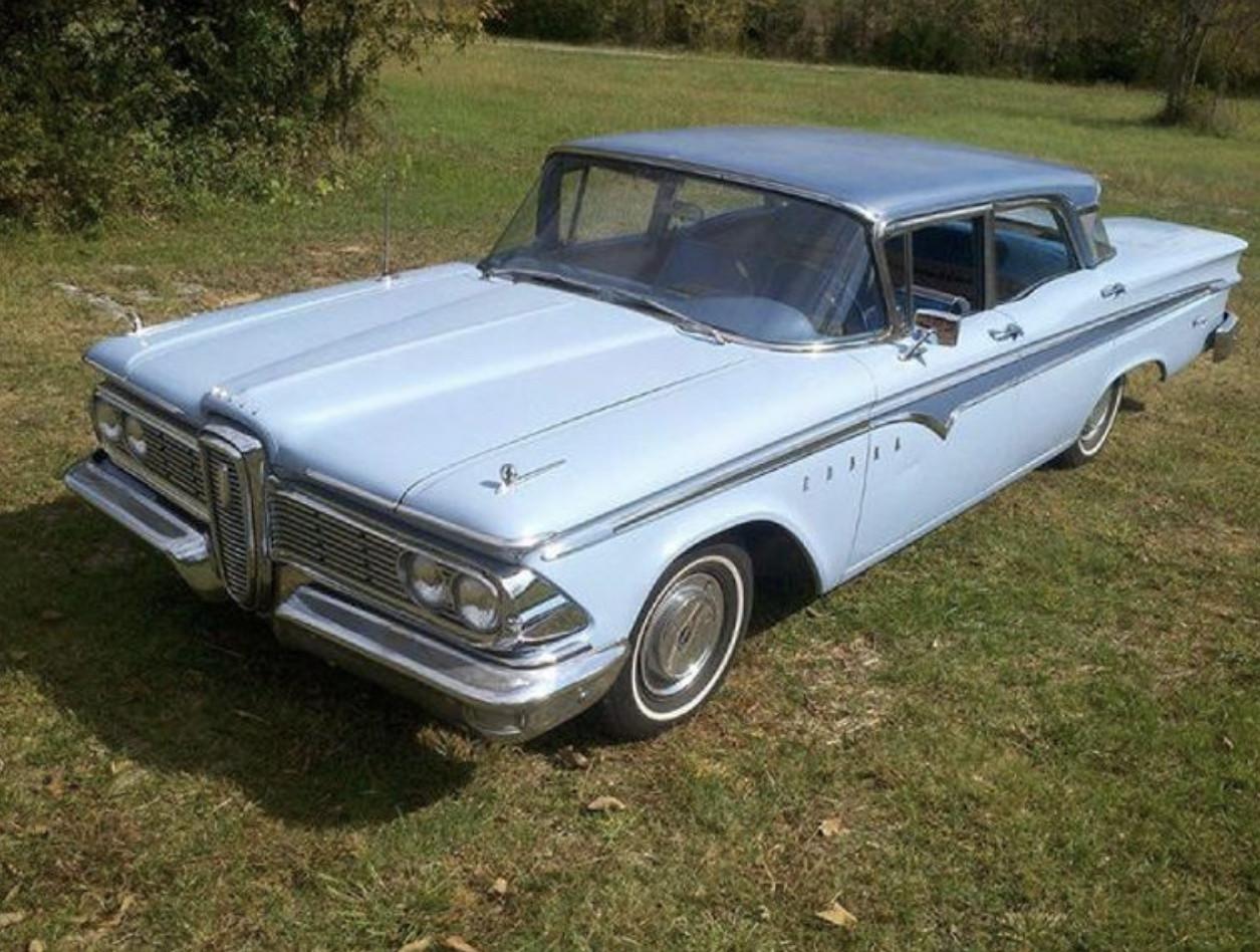 1959 Esdel Ranger in Nashville Hire Lebanon