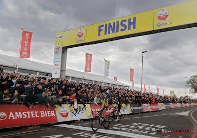 Philippe Gilbert viert zijn kwartet aan zeges in Amstel Gold Race met virtuele tocht met ploegmaats