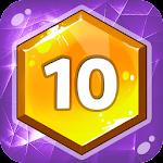 Hex Get 10: Hexic 6x6,7x7,8x8 Icon
