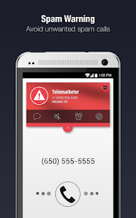 CIA - Caller ID & Call Blocker Screenshot