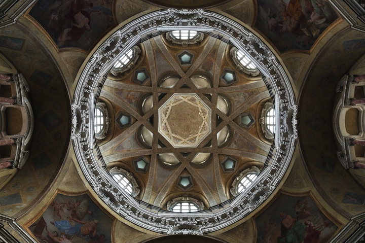 Gli 8 mostri di Guarino Guarini di VILLA MARIO