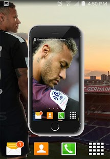 Neymar Jr Wallpapers PSG 2018 - náhled