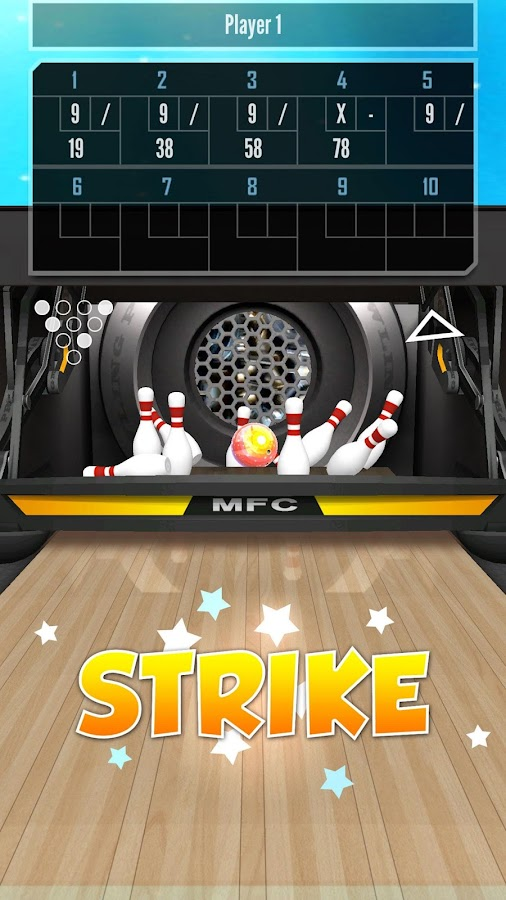 3D Bowling Champion Free- screenshot
