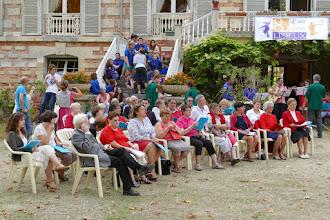 Photo: Groupe choral du KINNOR