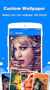 Messenger - SMS, MMS App- screenshot thumbnail