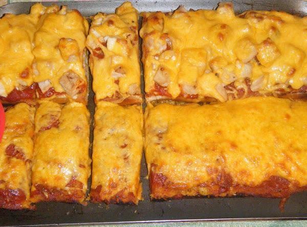 Patterson's Chichen & Pepperoni Pizzas Recipe