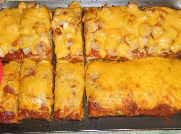 Patterson's Chichen & Pepperoni Pizzas