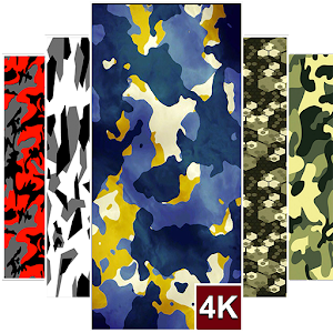 Descargar Camouflage Wallpaper 4k Ultra Hd Apk última