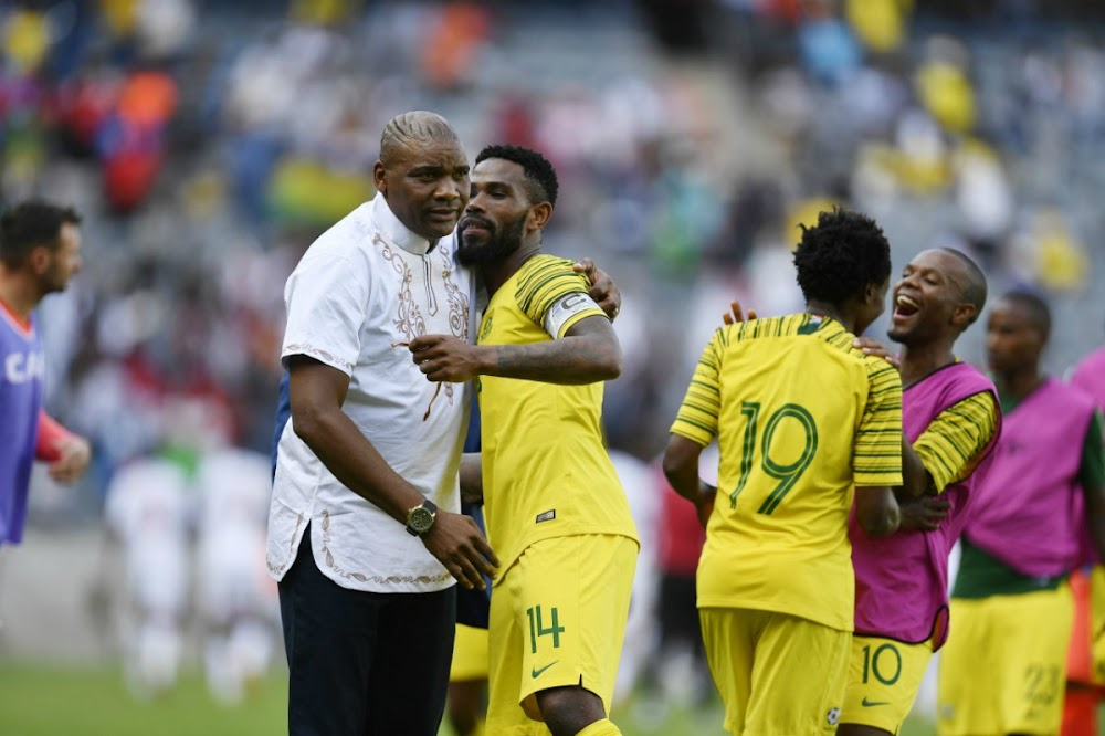 Thulani Hlatshwayo blames fatigue for sluggish Bafana display against Sudan