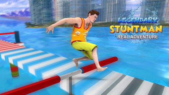 Real Stuntman - Crazy Stunts Game - náhled