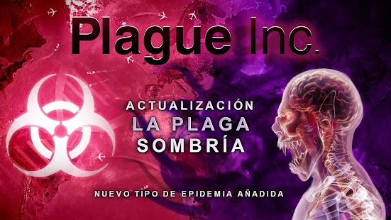 Plague Inc.: miniatura de captura de pantalla