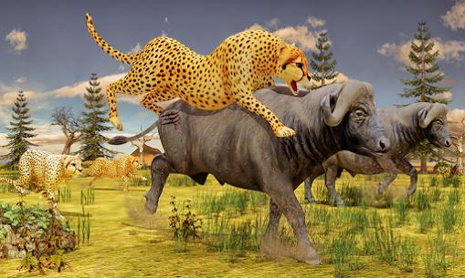 Sniper Hunters Survival Safari 1.0.3 Mod + Data for Android 2