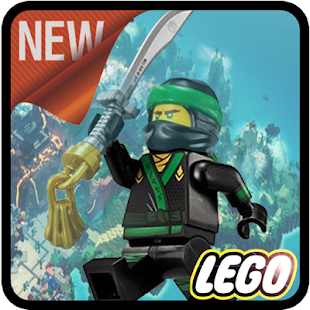 the ninjago run adventure - náhled