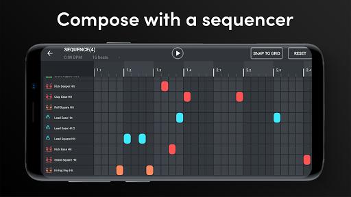 Remixlive - Make Music & Beats Apk 2