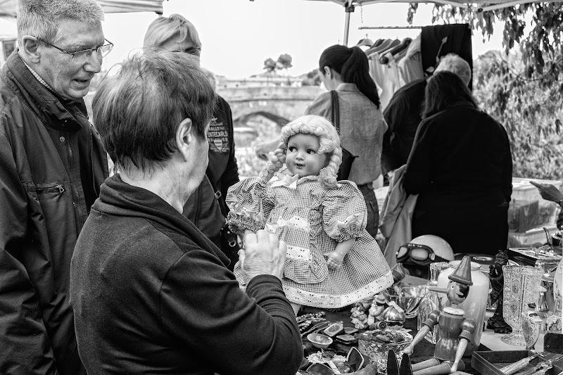 Al mercato di Domenico Cippitelli