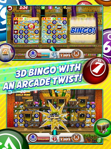 Cannonball Bingo: Free Bingo with a New 3D Twist moddedcrack screenshots 7