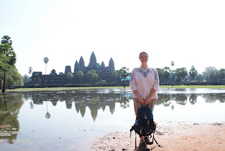Photo: Angkor Wat temple complex, Cambodia