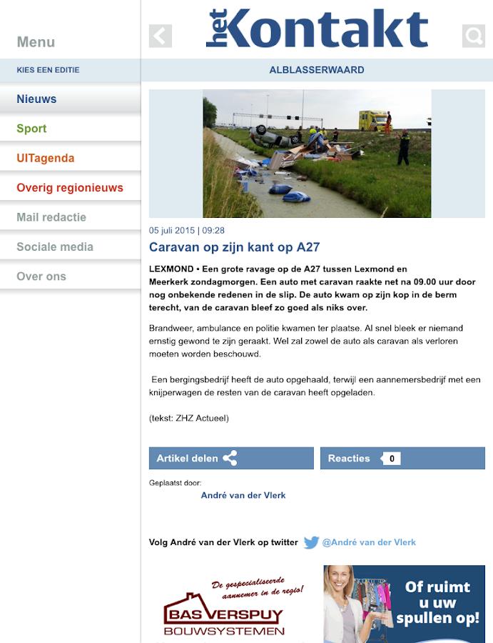 Het Kontakt- screenshot