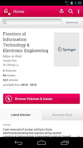 Front Inform Tech Electron Eng