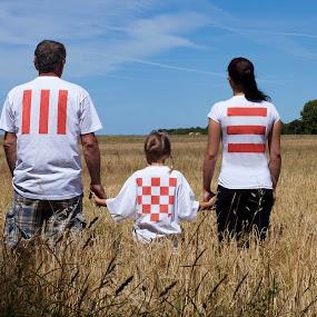 Croatian family by Miranda Legović - People Family (  )