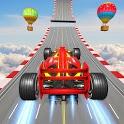 Formula Car Stunts 3D – Gt Racing: Mega ramp games icon