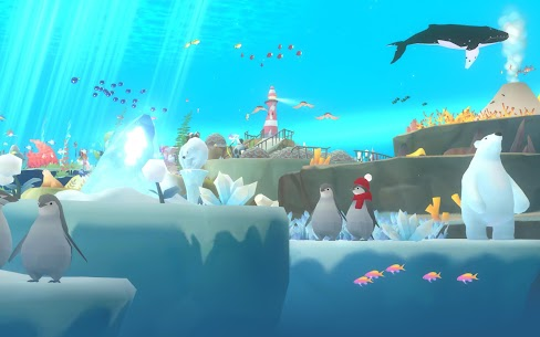 Abyssrium World: Tap Tap Fish Mod Apk (Unlimited Health + All Unlocked) 10
