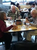 Photo: Lunch at HyVee