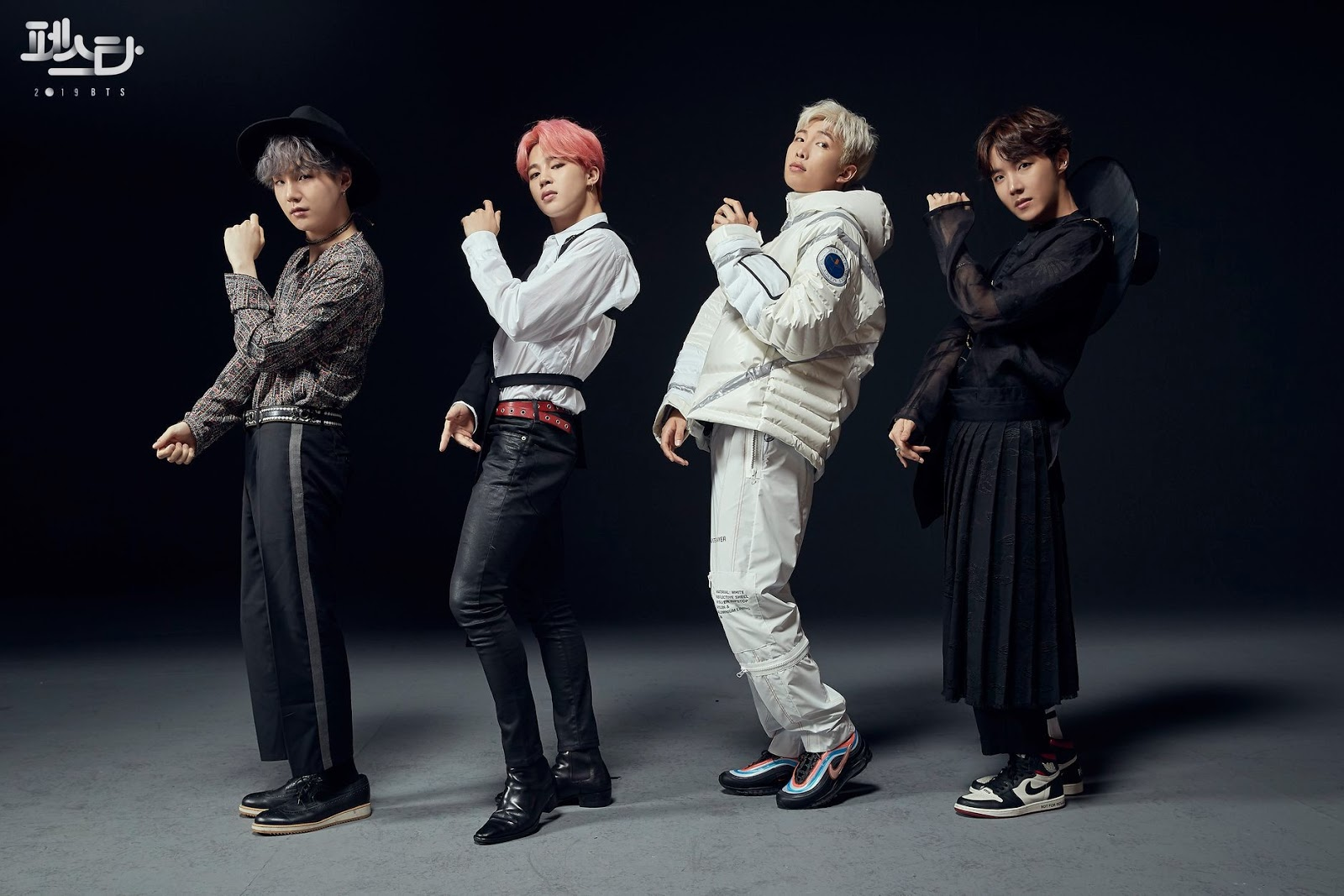 BTS Gift Us With A Blast From The Past In Their Latest