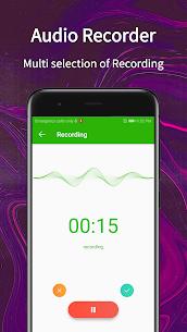 Voice Recorder – Audio Recorder & Sound Recorder 1.0.4 Android APK Mod 3