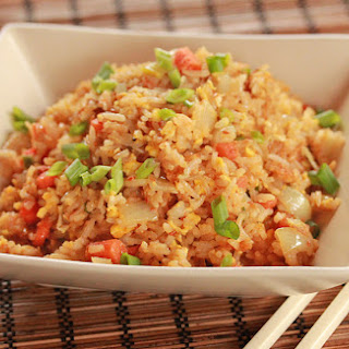 Benihana Fried Rice Copycat