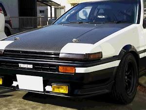 スプリンタートレノ AE86 GT-APEX 前期型のカスタム事例画像 イニワンさんの2019年01月18日00:12の投稿