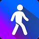 ステップカウンター - 無料の歩数計&カロリートラッカー