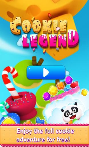 Cookie Game Legend