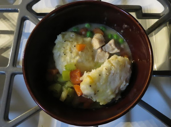 Chicken & Dumplings Recipe