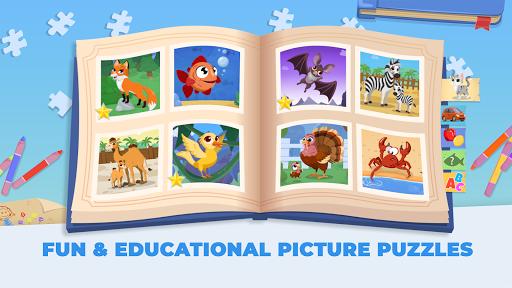 Animal Jigsaw Puzzles for Kids u2013 Toddlers Games screenshots apkspray 4