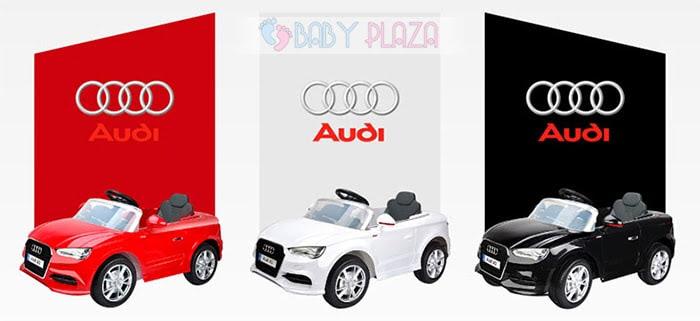 Ô tô điện dành cho trẻ em Audi A3 2